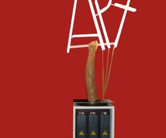 Art Revolution 2011  239cm x 55cm x 30cm